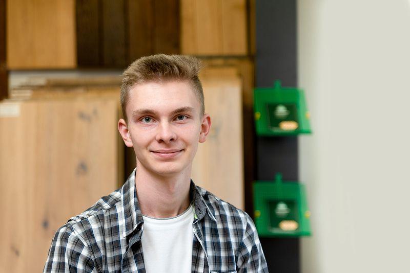 Thomas Dangschat ist Parkettleger bei Parkett Dangschat