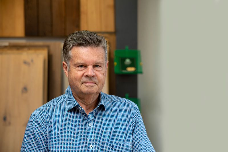 Udo Dangschat ist Gründer von Parkett Dangschat